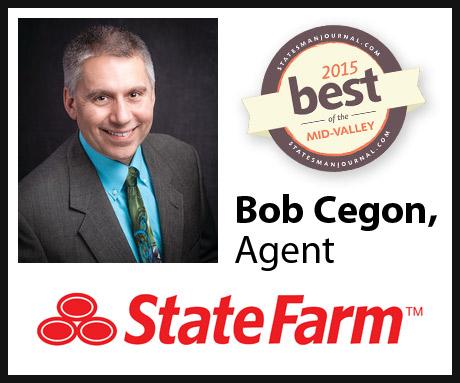 Bob Cegon - State Farm Agent