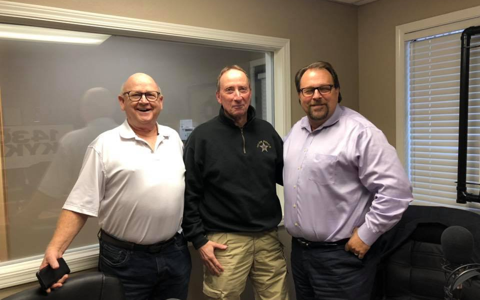 Mike F. Salem Police Chief Jerry Moore Brent Dehart