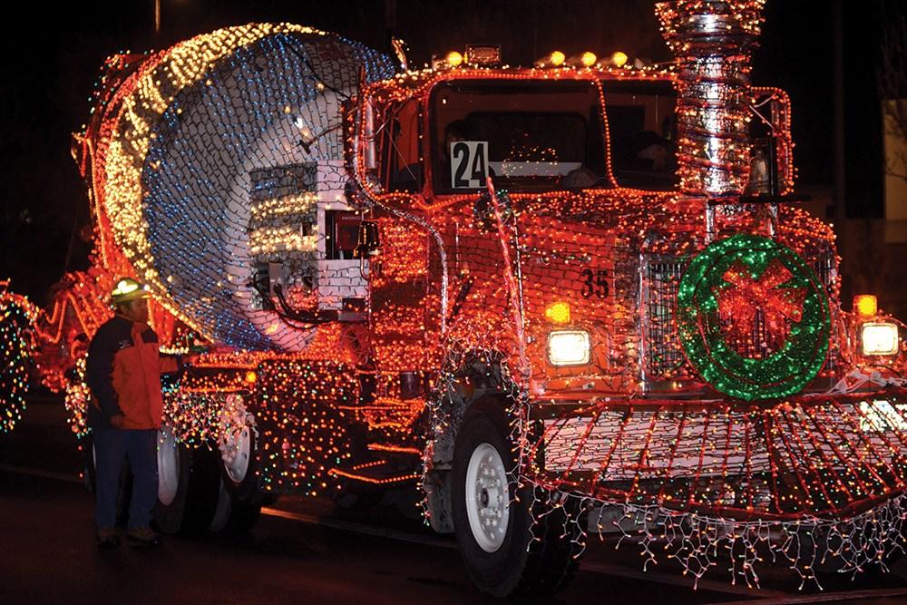 Keizer Holiday Lights Parade Set For Saturday Night 1430